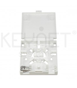 FTTh indoor box 2 ports folding cover