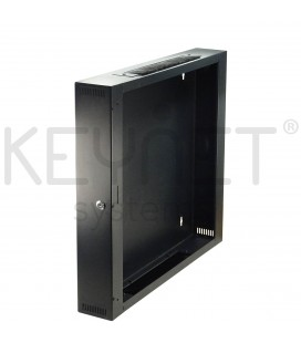 Standing and wall network rack