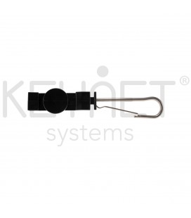 Pinza anclaje cables 8-12 mm