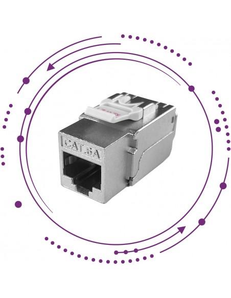 Telephone and data plugs