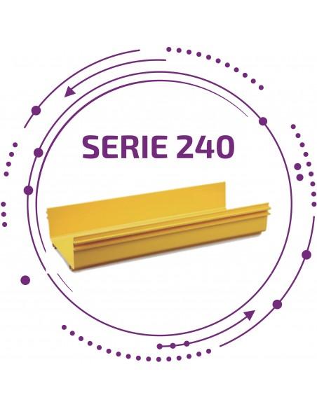 Serie 240 - 240x100MM