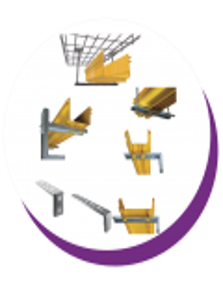 Accesorios metálicos instalación