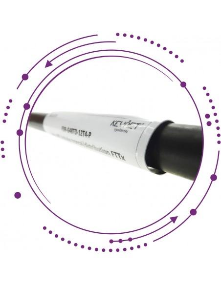 Etiquetado y marcadores de cable