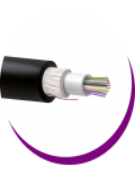 Dielectric SM cables loose fiber