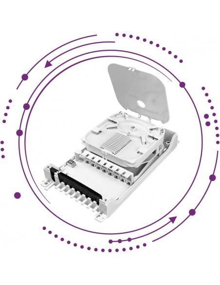 Cajas Multioperador y terminales - Uso interior-