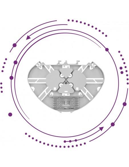 Accesorios Encapsulados ELT- bandejas portafusiones y repartidores