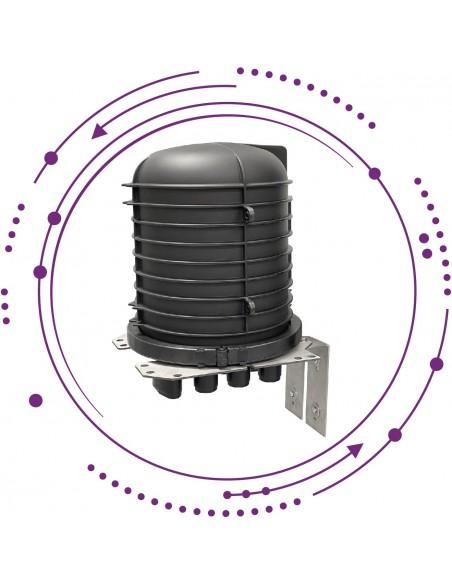 Accesorios Encapsulados ELT- soporte poste/pared